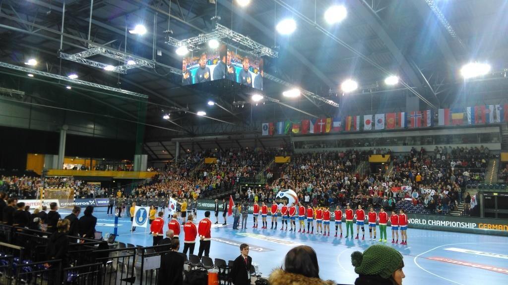 Handball Wm Frauen Leipzig